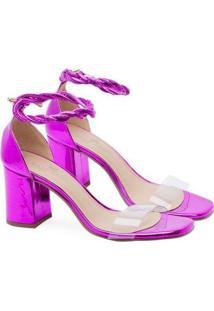 Sandália Saltare Arles 2 Feminina - Feminino-Pink