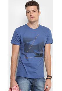 Camiseta Forum Fotografias Masculina - Masculino