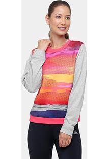 Moletom Adidas Stellasport Sweater Feminino