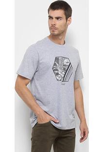 Camiseta Quiksilver Visionary Masculina - Masculino