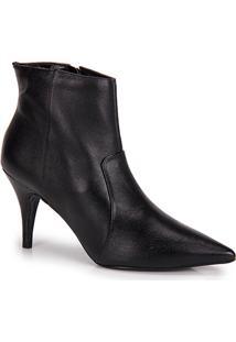 Ankle Boots Bico Fino Brenda Lee