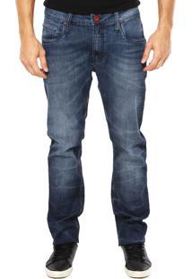 Calça Jeans Colcci Reta Azul
