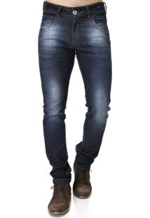 Calça Jeans Masculino Rock & Soda - Masculino