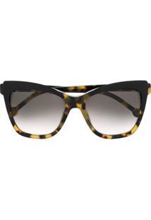 de5d5d5fa Óculos De Sol Carolina Herrera Oversized feminino | Gostei e agora?