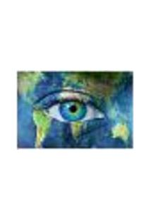 Painel Adesivo De Parede - Mapa Mundi - 182Pn-M