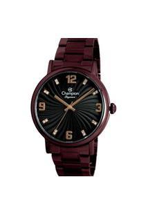 Relógio Champion Analógico Feminino - Cn25636L Roxo