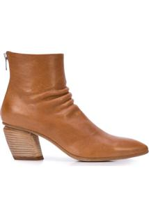 Officine Creative Ankle Boot Severine - Marrom