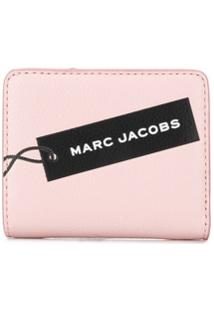 Marc Jacobs Carteira 'The Tag' - Rosa