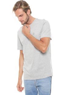 Camiseta John John Basic Cinza