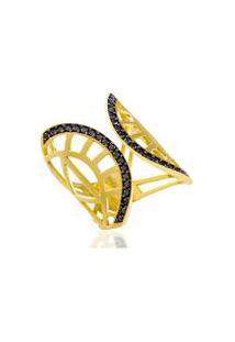 Anel Relíquia Ouro Amarelo