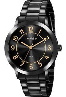 Relógio Mondaine Feminino 83469Lpmvpe3