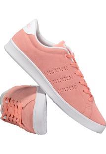 tenis adidas com listra rosa