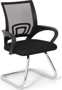 Cadeira E Banco De Jantar Impã©Rio Brazil Secretã¡Ria Office Base Fixa - Incolor - Dafiti