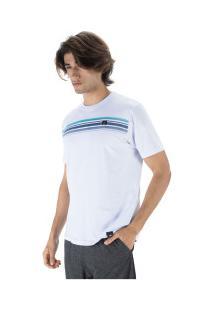 Camiseta Hd Estampa Corrosive - Masculina - Branco