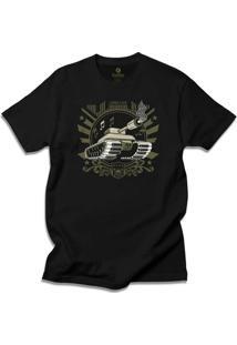 Camiseta Cool Tees Music Power Tank - Masculino-Preto