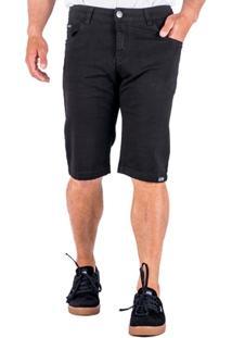 Bermuda Alfa Sarja Skinny - Masculino