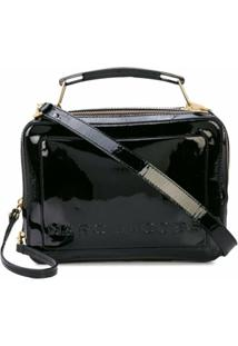 Marc Jacobs Bolsa The Box 23 - Preto