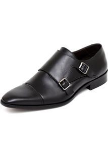 Sapato Social Jardini Linha Clássica Preto