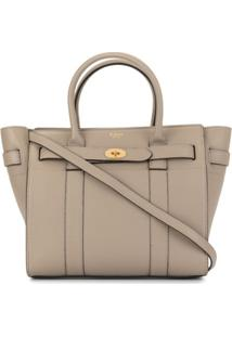 Mulberry Bolsa Tote Bayswater - Cinza
