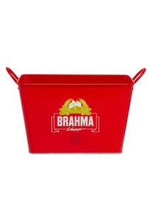 Balde De Cerveja Brahma 8 L