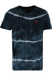 Camiseta Tie Dye Masculina Urbany