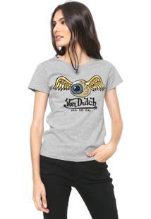 6d38086cef Camiseta Algodao Gola Redonda feminina