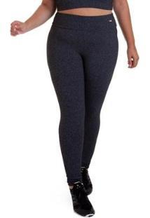 Calça Legging Plus Size Best Fit - Feminino