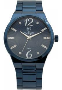 Relógio Tuguir Analógico 5440G Azul