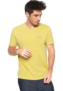 Camiseta Richards Tools Amarela