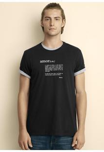 Camiseta Masculina Hering + Akapoeta