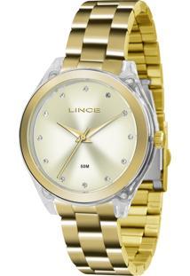 Relógio Feminino Lince Lrg4431P C1Kx