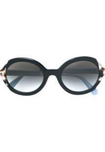 Óculos De Sol Prada Redondo feminino   Gostei e agora  39695e4698