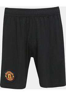 Calção Manchester United Home 2018 Adidas Masculino - Masculino