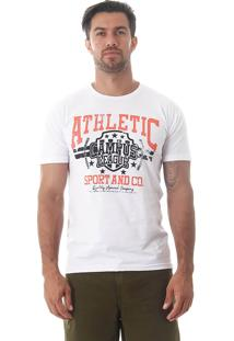 Camiseta Masculina Maidale - Laranja