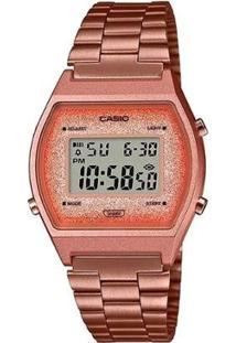 Relógio Casio Glitter Feminino - Feminino