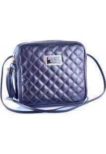 Bolsa Transversal De Couro Smartbag