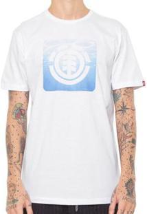 Camiseta Element Ripples Masculina - Masculino