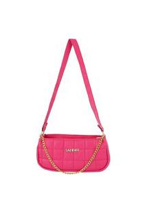 Bolsa Alice Sandiee Mini Bag Retro Pink Matelasse