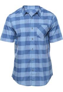 Camisa Oakley Xadrez Summer Woven - Masculino