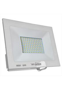 Refletor Led 100W - Startec - Branco