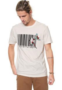 Camiseta Reserva Livre Off-White