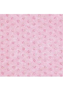 Papel De Parede Figuras Rosa Flores 8024 Bobinex