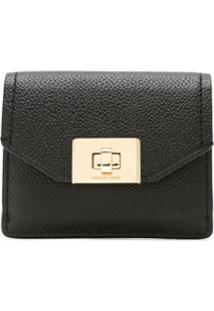 Michael Michael Kors Carteira Card Case - Preto