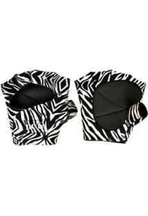 Luva Nc Neoprene Polegar Zebra
