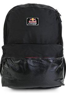 Mochila Red Bull Champion - Masculino-Preto
