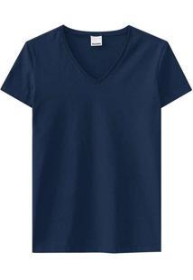 Camiseta Malwee 1000047373 02023-Marinho