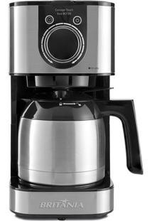 Cafeteira Britânia Concept Touch Inox Bcf39I 30 Cafézinhos 127V