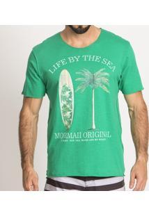 Camiseta Masculina Estampada - Masculino