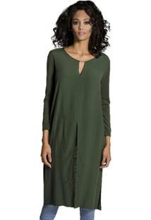 Blusa Bata Maxi Colcci - Feminino