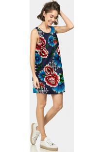 Vestido Reto Estampa Guadalupe - Lez A Lez